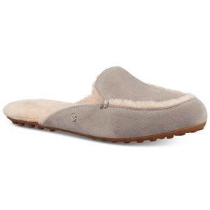 UGG Lane Genuine Shearling Slippers